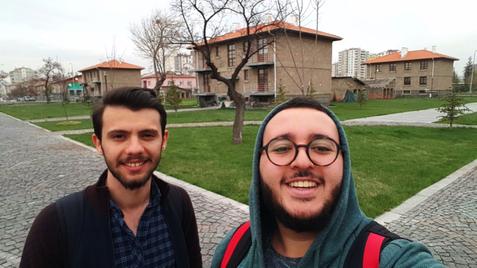 السكن فى تركيا