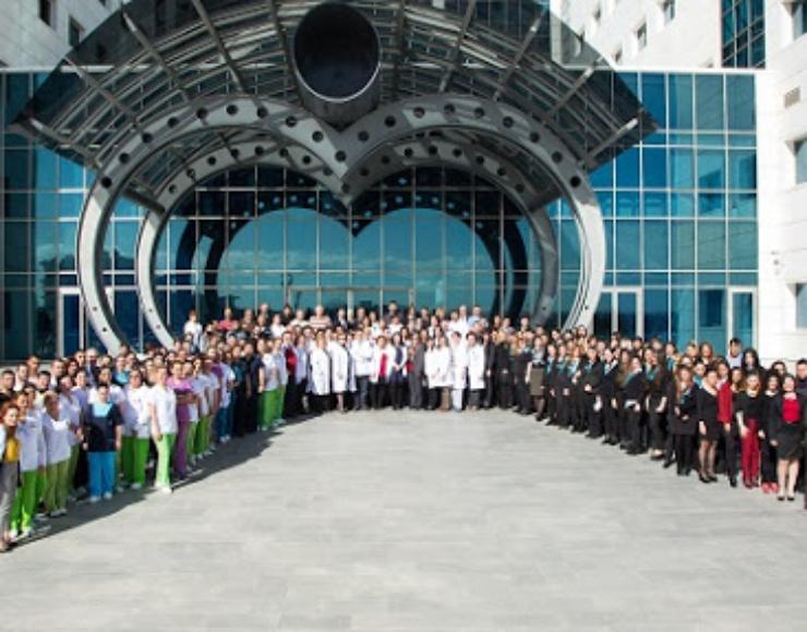 بكالوريوس الطب البشري – جامعة الشرق الأدني