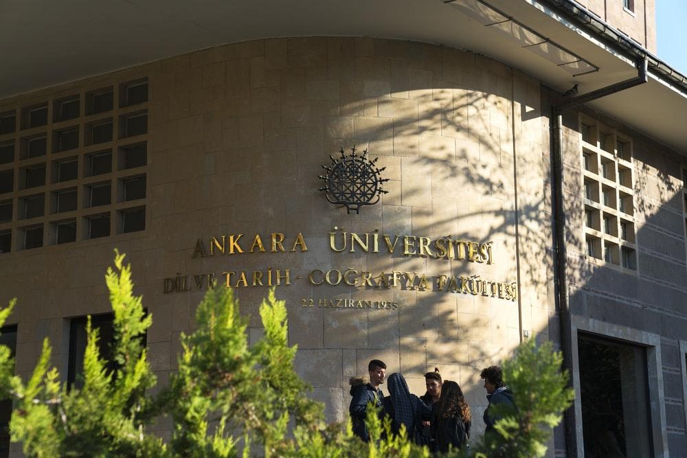 جامعة انقرة - الجامعات الحكومية